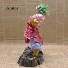 Dragon Ball KAI Broly Limited 2 Styles PVC Action Figures Collectible Model Toys
