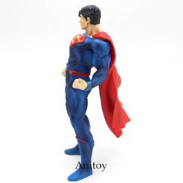 Crazy Toys Superman Rebirth 1/10th Scale Collectible Figure Model Toy 19.5cm
