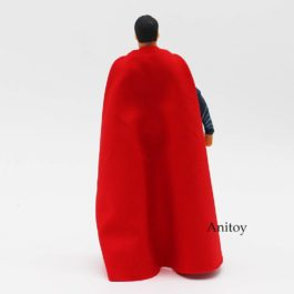 Crazy Toys Justice League Superman 1/12th scale PVC Action Figure Collectible Mo