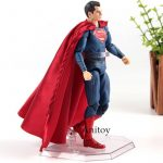DC Comics Justice League Superman MAFEX 057 PVC Hot Toys MEDICOM TOY Super Man A