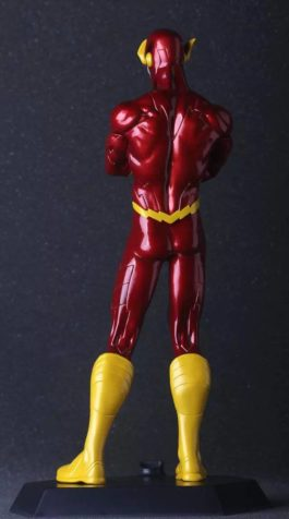 Crazy Toys The Flash PVC Action Figure Collectible Model Toys 25cm KT389