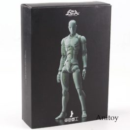 1000Toys TOA Heavy Industries Synthetic Human 1/12 Scale Action Figure Collectib