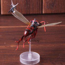 Ant-Man and the Wasp Figure Action Ant Man on Flying Ant & The Wasp Miniature Co
