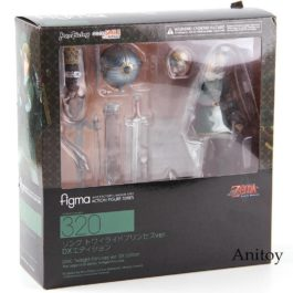 Figma 320 Link Twilight Princess Ver. DX Edition The Legend of Zelda Twilight Pr