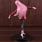 02 Zero Two DARLING in the FRANXX PVC Anime Action Figures Collectible Model Toy