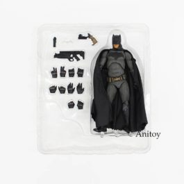Aime Batman Begins Bruce Wayne PVC Action Figure Collectible Model Toy 17cm KT37