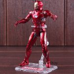 Captain American Civil War Iron Man Figure Action PVC Marvel Avengers Toys Figur