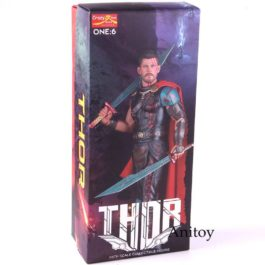 Crazy Toys Figure One:6 Marvel Super Hero The Avengers Thor 1/6th Scale Collecti