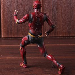 SHF Figuarts The Flash DC Collectibles Action Figure PVC Model Toy