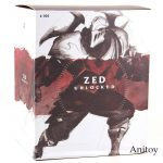 Riot Games Zed Unlocked 005 The Master of Shadows PVC Action Figure Collectible