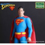Crazy Toys DC Comics Justice League Superman Super Hero PVC Action Figure Collec