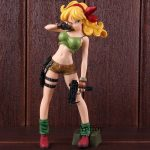Anime Dragon Ball Z Figure Glitter & Glamours Lunchi Lunch Action PVC Collectibl