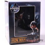 Avengers Initiative Iron Man Tony Stark Ironman Action Figure Marvel PVC Collect