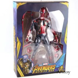 Avengers Infinity War Marvel Spiderman Iron Spider Action Figure PVC Collectible