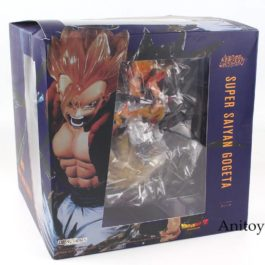 EXTRABRTTLE Figuarts Figure Dragon Ball Z SUPER SAIYAN 3 4 Dragon Ball Vegetto F