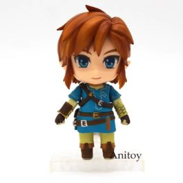 The Legend Of Zelda Breath Of The Wild Ver. Link Action Figure 1/10 scale painte