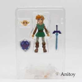 The Legend of Zelda Link A Link Between Worlds Figma EX-032 / Figma 284 PVC Acti