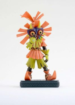 The Legend of Zelda Majora's Mask 3D Skull Kid PVC Action Figure Collectible Mod
