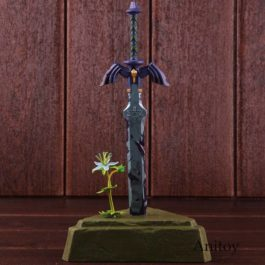 The Legend Of Zelda Breath of the Wild Figure Action Master Sword Skyward Sword