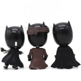 Batman Bobble Head Toy Car Decoration Doll PVC Action Figure Collectible Model w