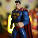 DC Superheros Super Hero Fat Superman Movable PVC Action Figures Collectible Mod