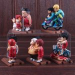 Anime Cartoon Slam Dunk Rukawa Kaede Sakuragi Hanamichi Figure PVC Hot Toys Acti
