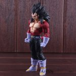 Dragon Ball GT Super Saiyan 4 Figure Vegeta PVC Dragon Ball Z Action Figures Toy