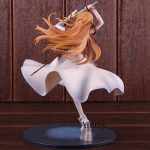 Sword Art Online Action Figure Asuna Knights of the Blood Ver. 1/8 Scale Painted