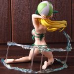 EXQ Figure Sword Art Online Code Register Suguha Kirigaya Leafa SAO Figure Actio