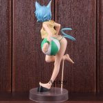 EXQ Figure SAO Sword Art Online Code Register Asada Shino Swimsuit Collectible A