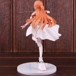 SAO Sword Art Online Ordinal Scale Asuna Sword Art Online Figure Action PVC Coll