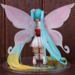 Racing Miku Tony Action Figure Racing Hatsune Miku Ver PVC Collectible Model Toy