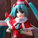 Action Figure Hatsune Miku Christmas 2018 SPM Super Premium Figure PVC Collectib