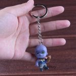 Avengers War Infinity Fashion Keychain Iron Man Hulkbuster Captain America Tree