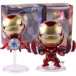 Avengers Infinity War Iron Man Mark L Cosbaby497 Hot Toys Cosbaby Bobble Head Wi