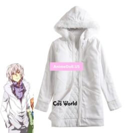 A Certain Magical Index Accelerator Cotton Coats Jackets Outerwear Outfit Anime Cosplay Costumes