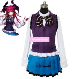 Fate EXTELLA Link Elizabeth Bathory Shirt Vest Dress Shorts Uniform Anime Outfit Cosplay Costumes