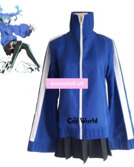Kagerou Project Enomoto Takane Tops Dress Uniform Outfit Anime Cosplay Costumes