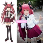 DATE A LIVE Itsuka Kotori School Uniform Dress Outfit Anime Cosplay Costumes