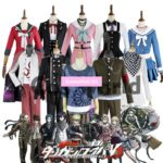 Danganronpa V3: Killing Harmony ALL Characters Uniform Outfit Anime Customize Cosplay Costumes