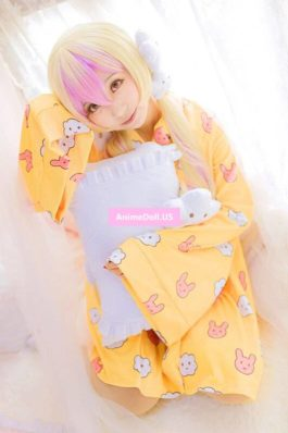 Magical Girl Raising Project Pajamas Sleepwear Nightdress Nightgown Outfit Anime Cosplay Costumes