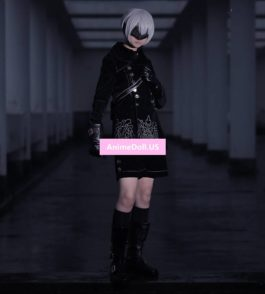NieR:Automata YoRHa No. 9 Type S Type B Coat Shorts Uniform Outfit Games Cosplay Costumes