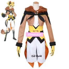 2019 Vocaloid MAGICAL MIRAI Kagamine Len Kagamine Rin Circus Animal Dress Uniform Outfit Anime Cosplay Costumes