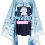 Kagerou Project Enomoto Kimono Yukata Uniform Maid Outfit Dress Outfit Anime Cosplay Costumes