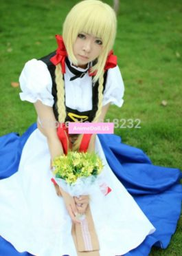APH Axis Powers Hetalia Apron Dress Uniform National Outfit Anime Cosplay Costumes