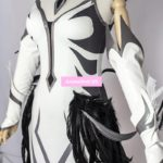 LOL Irelia The Blade Dancer IG Skin Leather Jumpsuits Uniform Outfits Game Cosplay Costumes