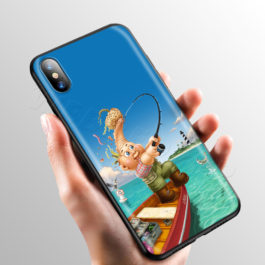 Garbage Pail Kids Case for Apple iPhone 11 Pro XS Max XR X 8 7 6 6S Plus 5 5S SE v1