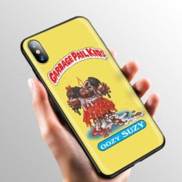 Garbage Pail Kids Case for Apple iPhone 11 Pro XS Max XR X 8 7 6 6S Plus 5 5S SE v10
