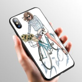 Vogue Girls Journey Case for Apple iPhone 11 Pro XS Max XR X 8 7 6 6S Plus 5 5S SE v10