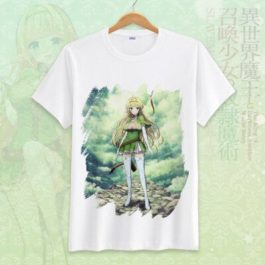 How Not to Summon a Demon Lord Cosplay Tshirt Tees Top Short Sleeve T Shirt For Men Women v14